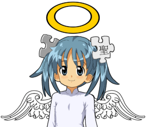 wikipe-tan_angel